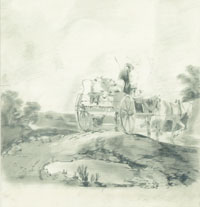 Pastoral sketch